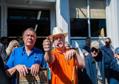 Auctioneers selling at auction