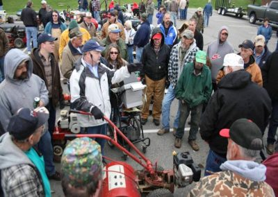 Farm consignment auction